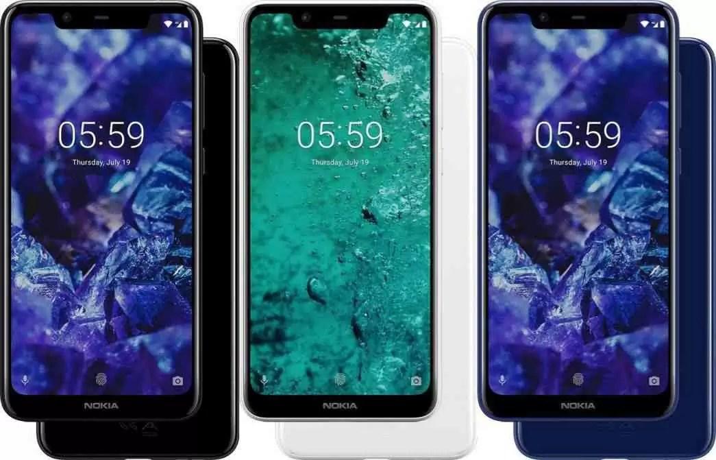 Nokia 6 Plus e Nokia 5 Plus oficiais, Especificações, características e preços 1