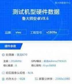 Detalhes do vivo X23 confirmam um chipset Snapdragon 670