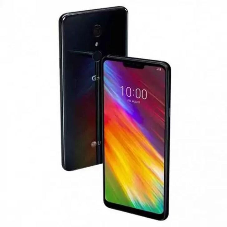 LG G7 chega em mais duas variantes, uma delas com Snapdragon 835 3