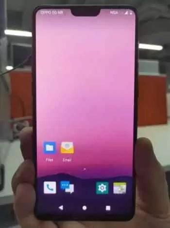 Oppo conclui os primeiros testes 5G com o modem Snapdragon X50 1