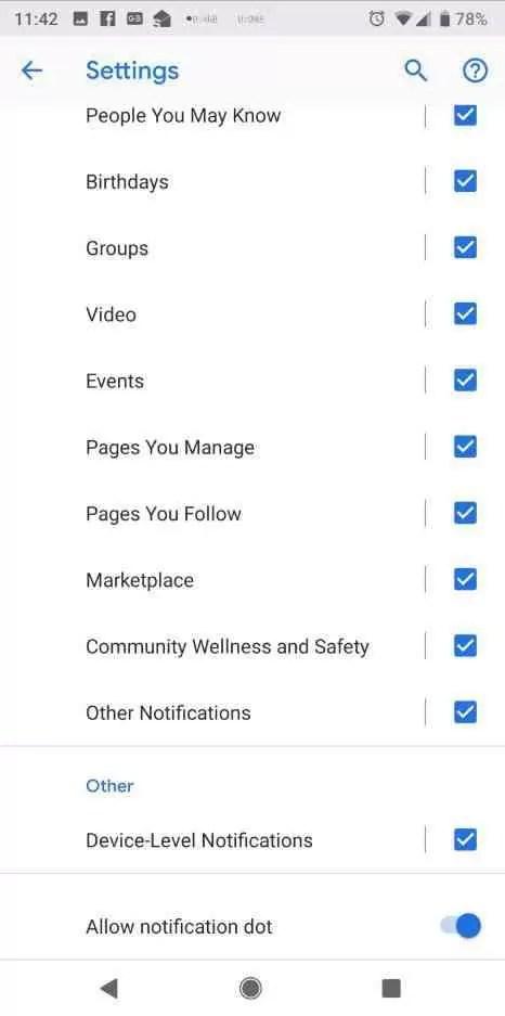 As notificações do Facebook para Android serão muito melhores a partir de agora 1