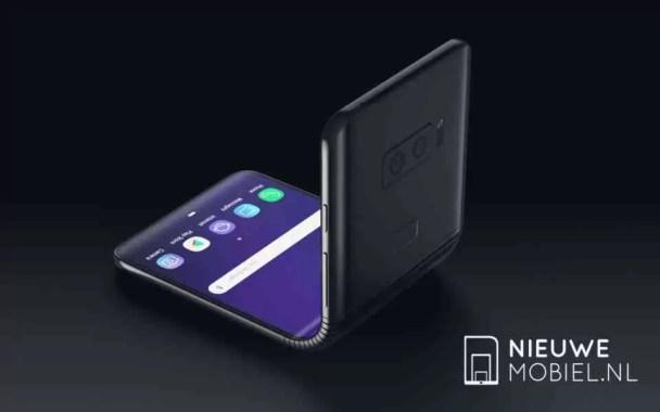 Samsung Galaxy F dobrável será lançado em 2019; especificações podem ser divulgadas no próximo mês 1