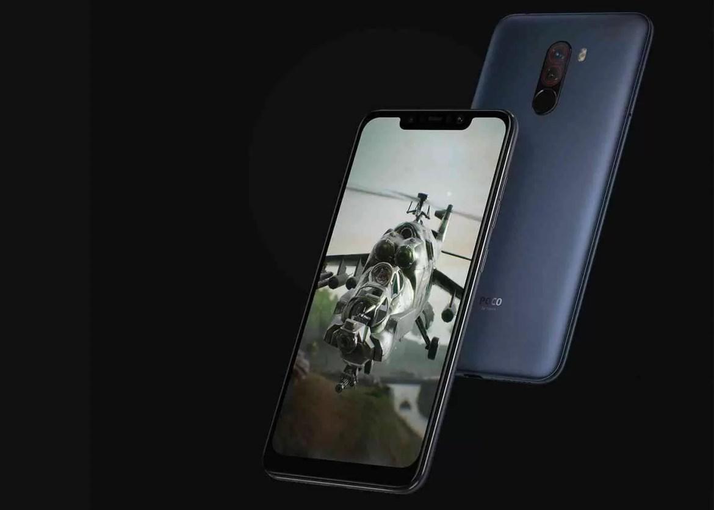 4 razões pelas quais o POCO F1 da Xiaomi pode ser o smartphone ideal 1