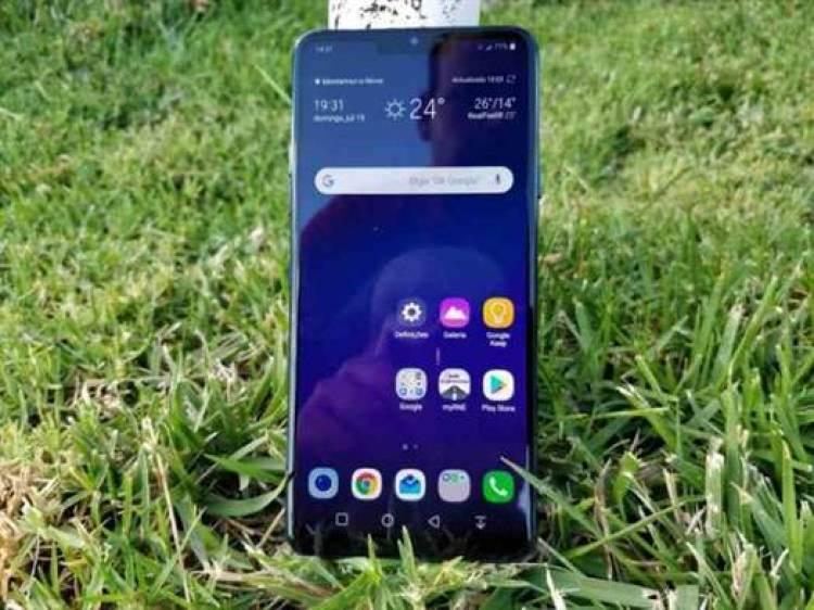 Análise LG G7 ThinQ dá que pensar 2