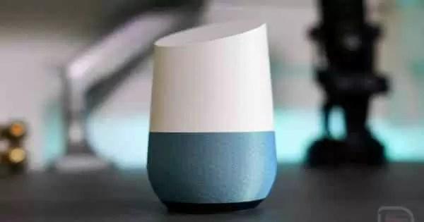 Google Home ficou mais inteligente ao ligar / desligar luzes nas divisões 1