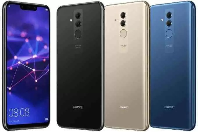 Huawei Mate 20 Lite Benchmark Confirms Processor And 4gb Of Ram Variant