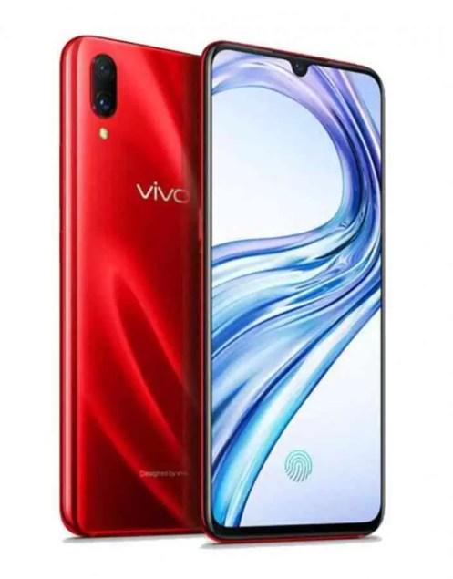 Informação oficial do Vivo X23 revela design e 3 variantes de cor image