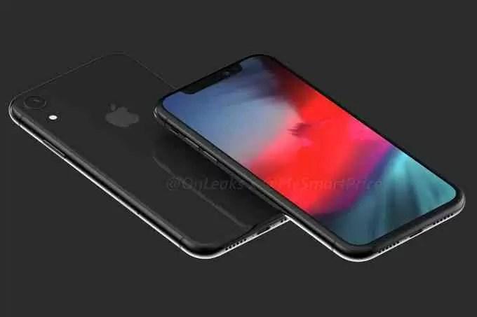 iPhones 2019 também terão um modelo LCD, com display LG 1