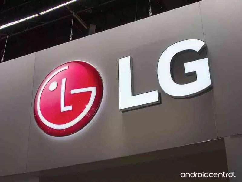 Logotipo da LG