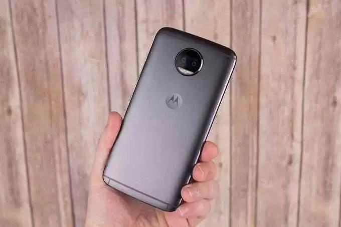 Motorola lança código-fonte do kernel Android 8.1 Oreo para o Moto G5S Plus 1