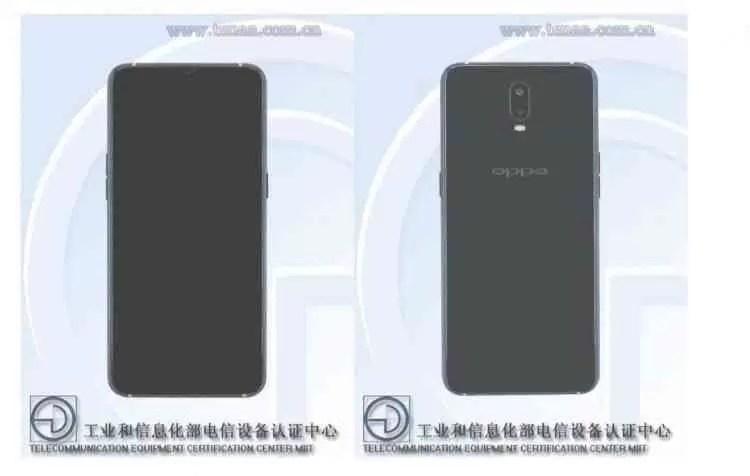 OPPO R17 especificações completas reveladas; Há rumores de apresentar o Snapdragon 670 1