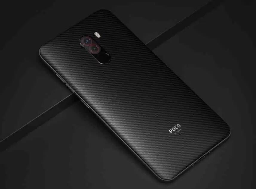 Xiaomi Pocophone F1 especificações e tudo o que precisas saber 1