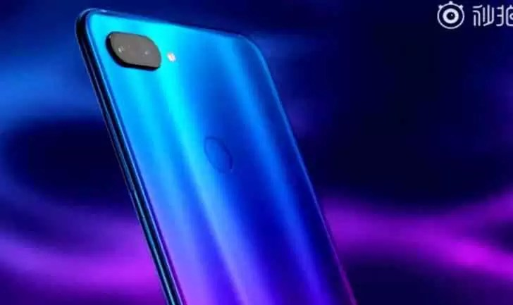 Xiaomi Mi 8 Youth num vídeo teaser 1