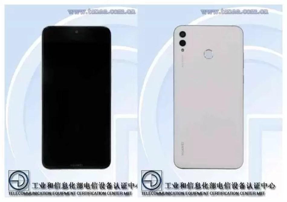 Próximos telefones Huawei ARS Android surgem na TENAA 1