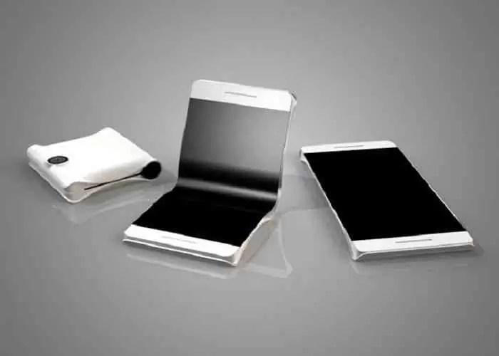 o ecrã dobrável da Samsung não terá proteção
