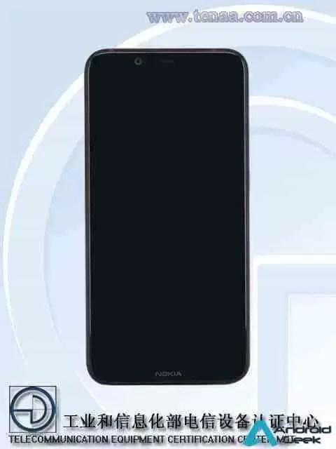 Aqui está o aspecto do Nokia 7.1 2