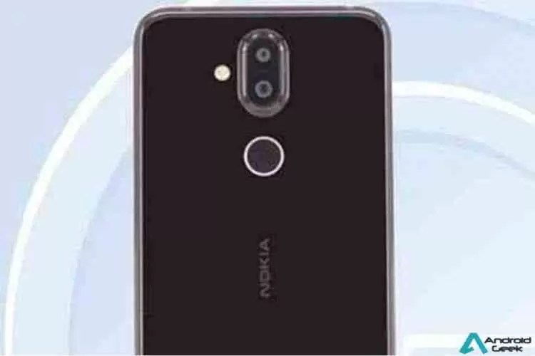 Aqui está o aspecto do Nokia 7.1 1