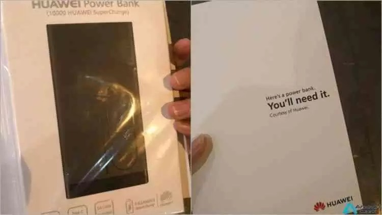Huawei oferece Power Banks gratuitos para compradores do iPhone XS 2