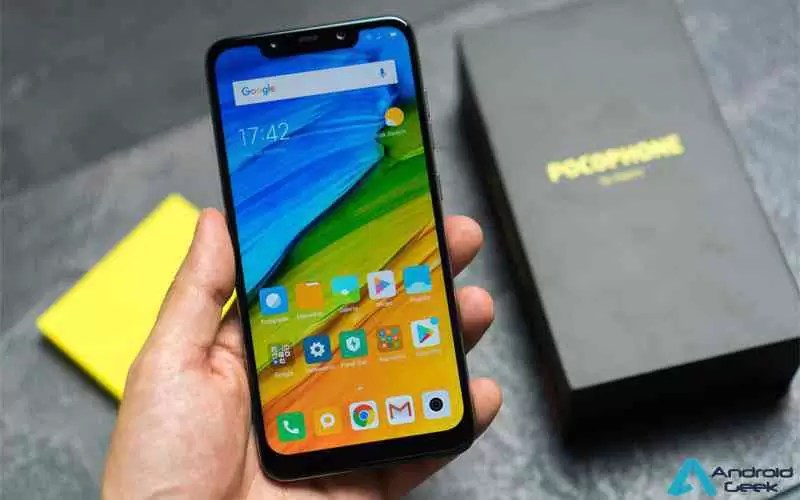 Xiaomi POCO F1 Gets ROM Pixel Experience Android 9 Foot