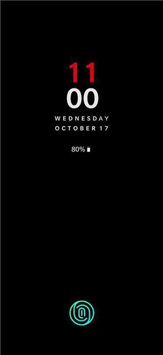 OnePlus 6T será apresentado em 17 de outubro com o seu leitor de impressões digitais sob o ecrã 1