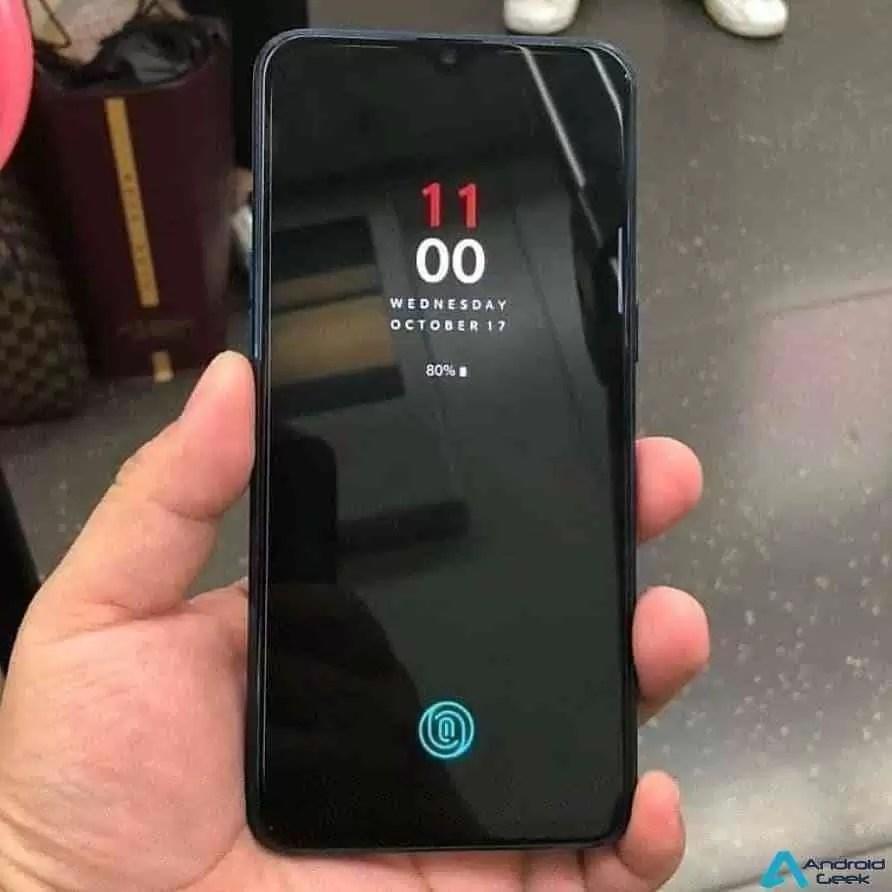 Primeiras fotos reveladas do OnePlus 6T: verdadeiras ou falsas? 4