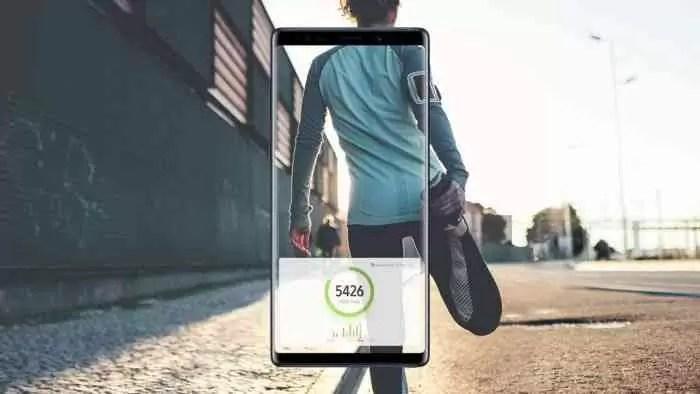 Este é o Samsung Health 6.0, a maior atualização do serviço de saúde da Samsung 1