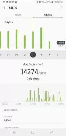 Análise Samsung Galaxy Watch - O Tizen está cada vez melhor 8