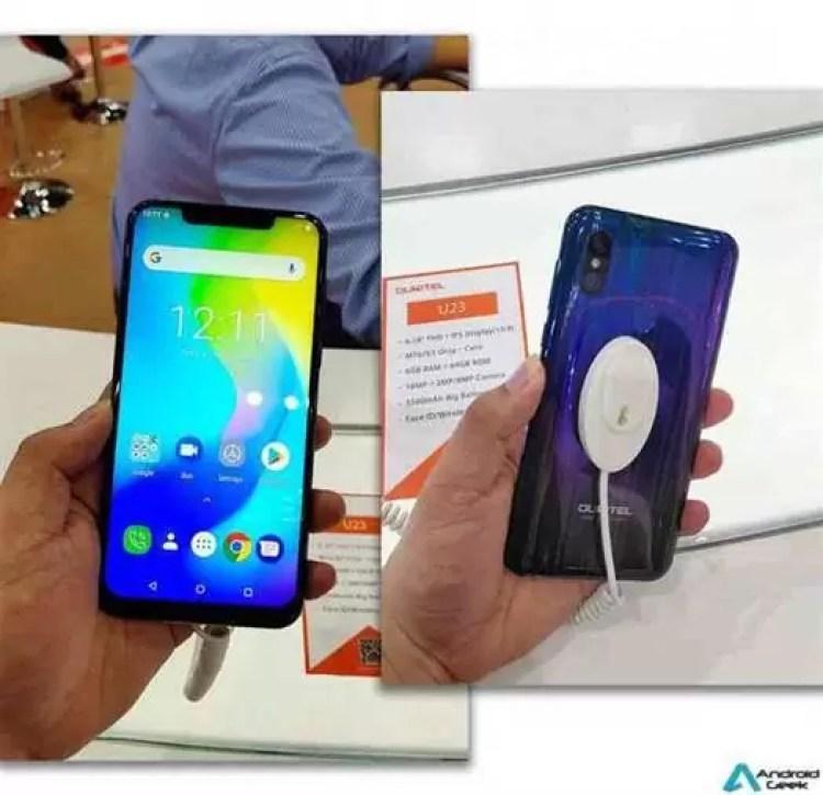 OUKITEL revela principais especificações dos novos smartphones anunciados mais recentemente no evento Global Sources 3