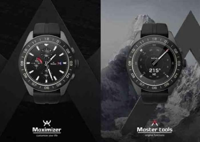 LG Watch W7, todos os detalhes do primeiro relógio com Wear OS e ponteiros mecânicos 1