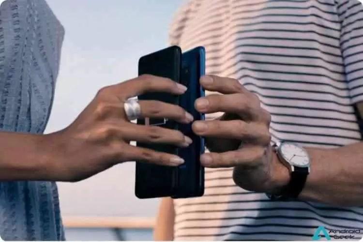 Huawei vai estar muito atenta ao carregamento sem fio reverso do Galaxy S10 2