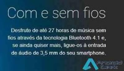 Análise Headphones BT Travel 7 ANC | Música conforto 6