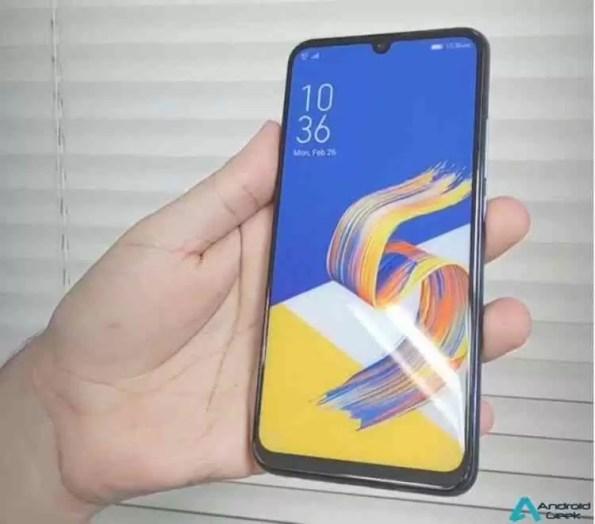 As imagens do protótipo ASUS ZenFone 6 revelam câmeras no ecrã e câmeras traseiras triplas 5