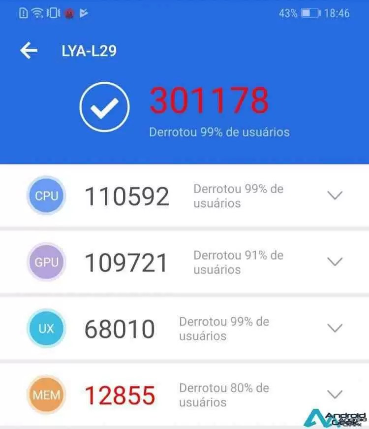 Análise Huawei Mate 20 Pro. O melhor e mais completo Smartphone de sempre 15