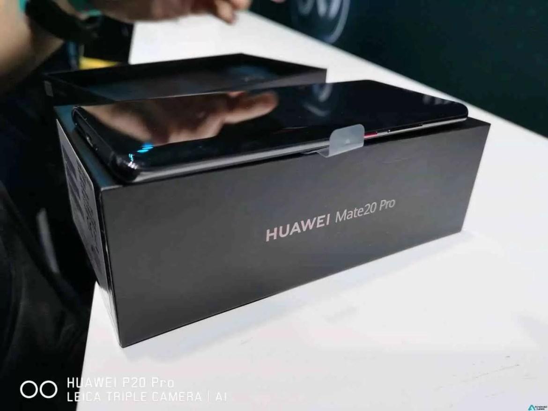 Análise Huawei Mate 20 Pro. O melhor e mais completo Smartphone de sempre 4