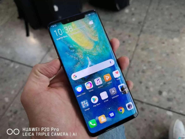 Huawei aspira a ser o primeiro fabricante global em 2020 1