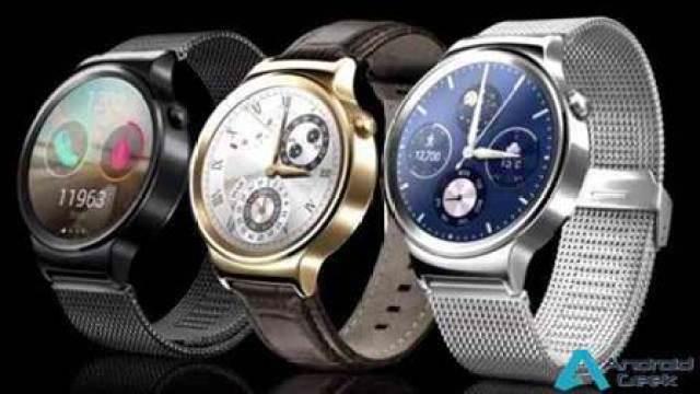 Especificações do Huawei Watch GT reveladas; vai sair ao lado de um novo sutiã de fitness 1
