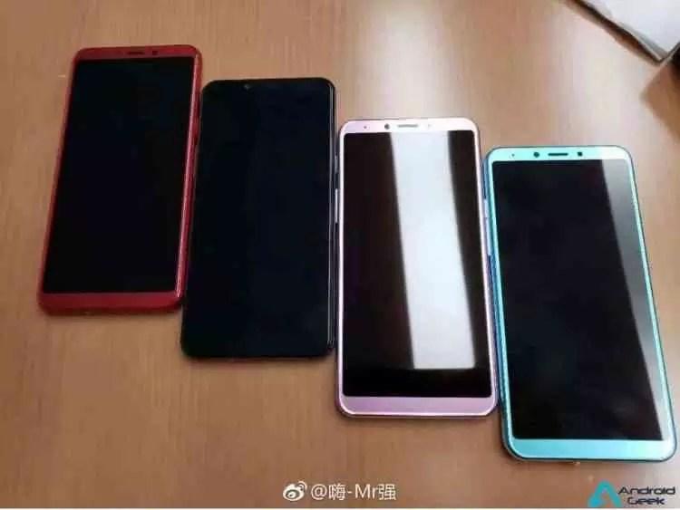 Reveladas fotos do Samsung Galaxy A6s revelando o seu design e variantes de cor 1