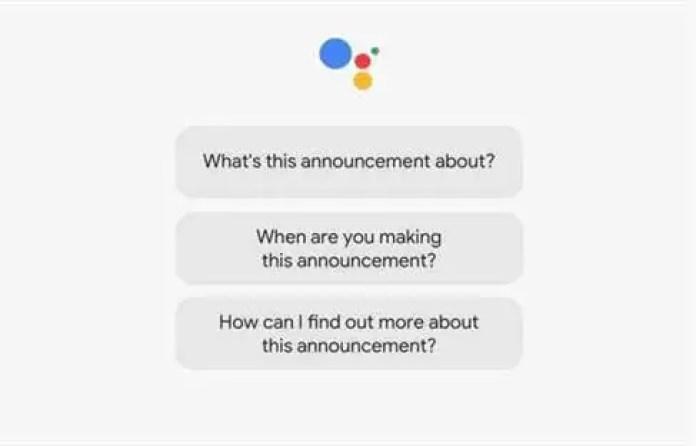 Google confirma que as pré-encomendas para o Pixel 3 começam após o evento 1