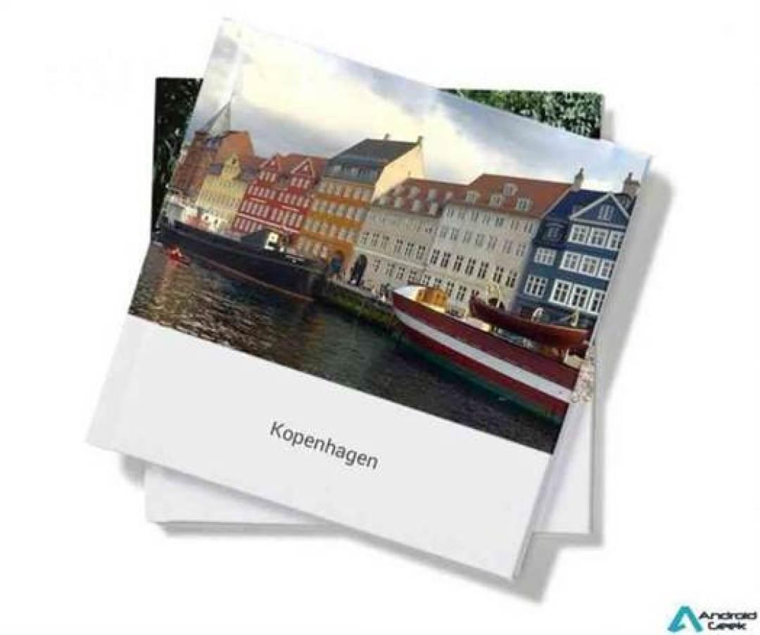 Google lança Photo Books em Portugal 1