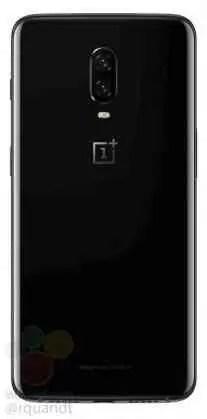 OnePlus 6T em Preto Espelho
