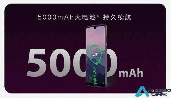 Huawei Enjoy 9 Plus e Huawei Enjoy MAX anunciados 6