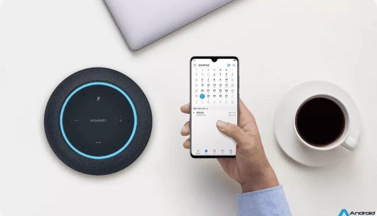 Huawei lança uma nova coluna com AI para o mercado chinês 1