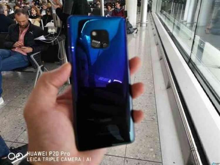 Huawei Mate 20 Pro. Análise preliminar e Primeiras impressões 2