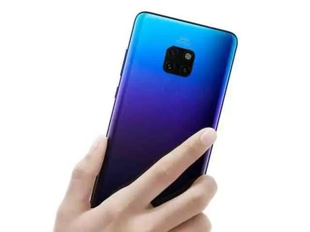 Isto é o que todos os fabricantes devem aprender com o design do Huawei Mate 20 1