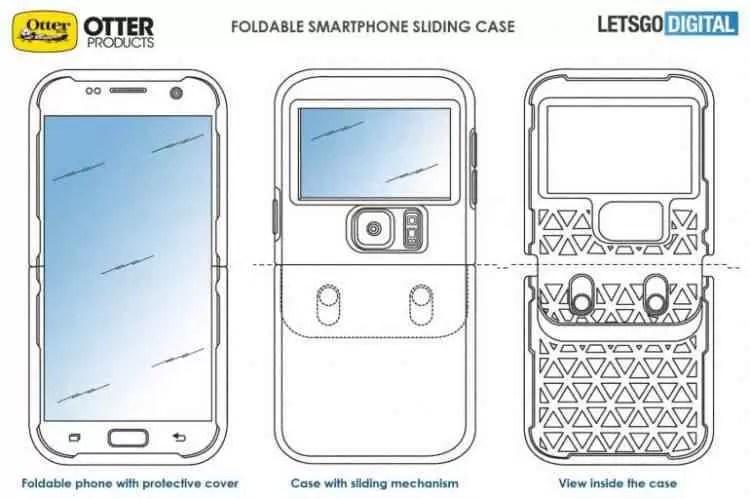 Já há capas para smartphones dobráveis! 5