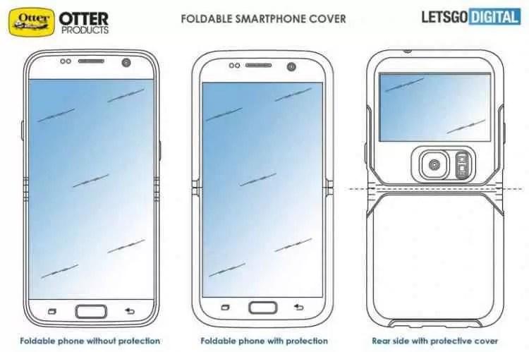 Já há capas para smartphones dobráveis! 6