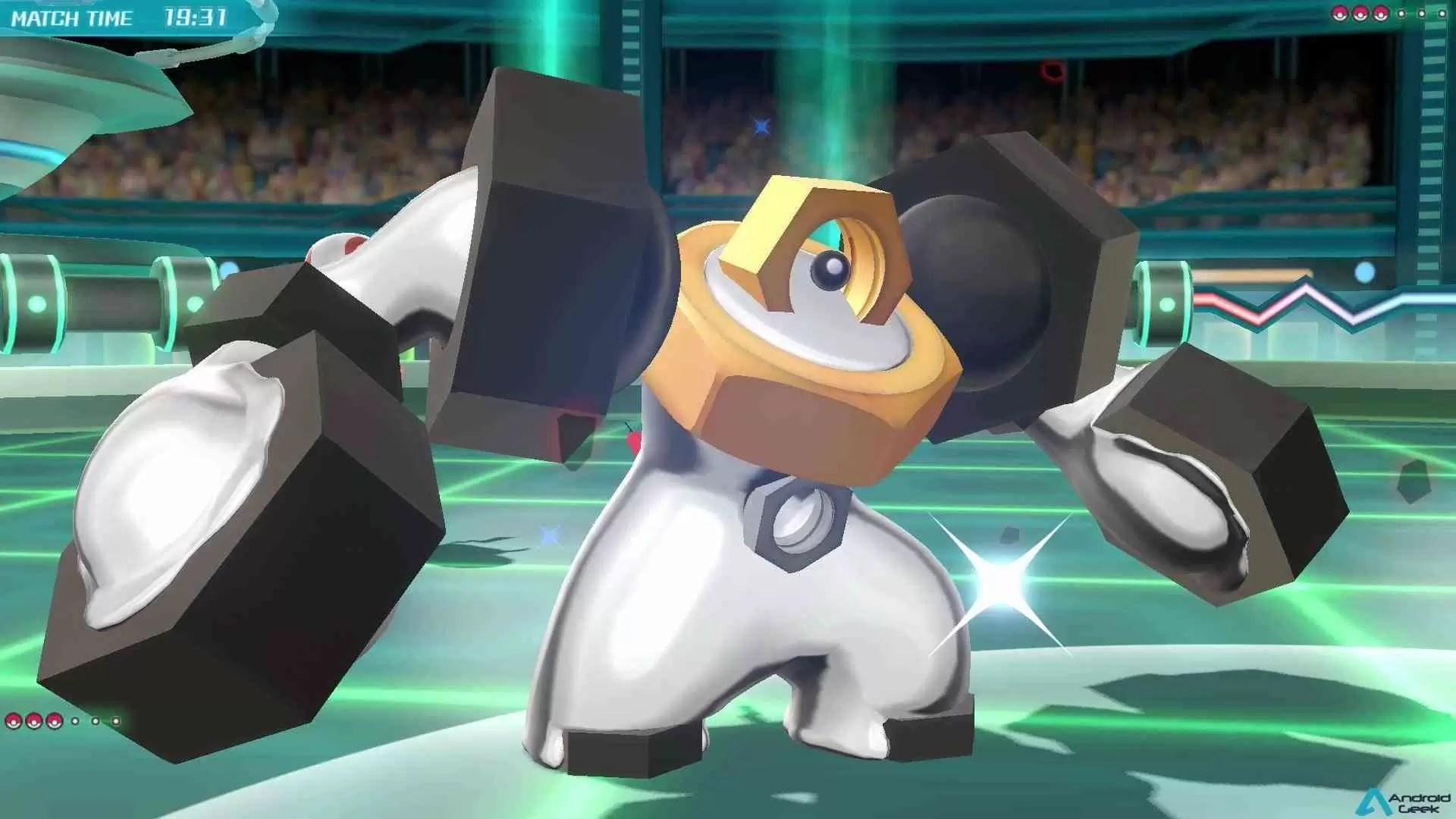 Descoberto o Melmetal, a evolução do Pokémon mítico Meltan! 1