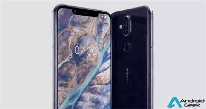 Nokia X7 a.k.a Nokia 8.1