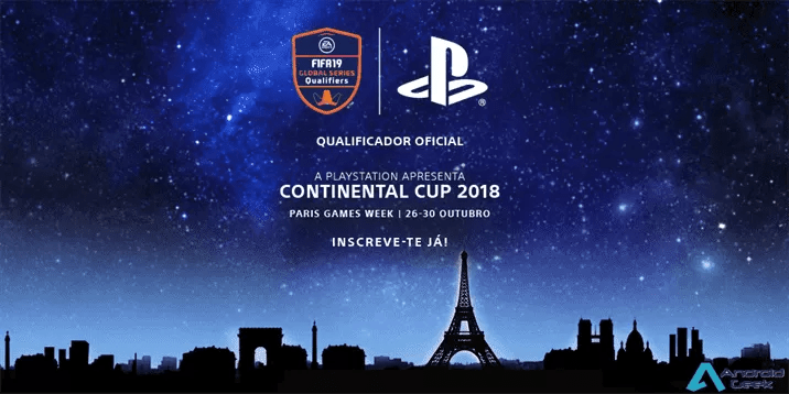 PlayStation apresenta a Continental Cup 2018 na Paris Games Week, entre 26 e 28 de outubro 1