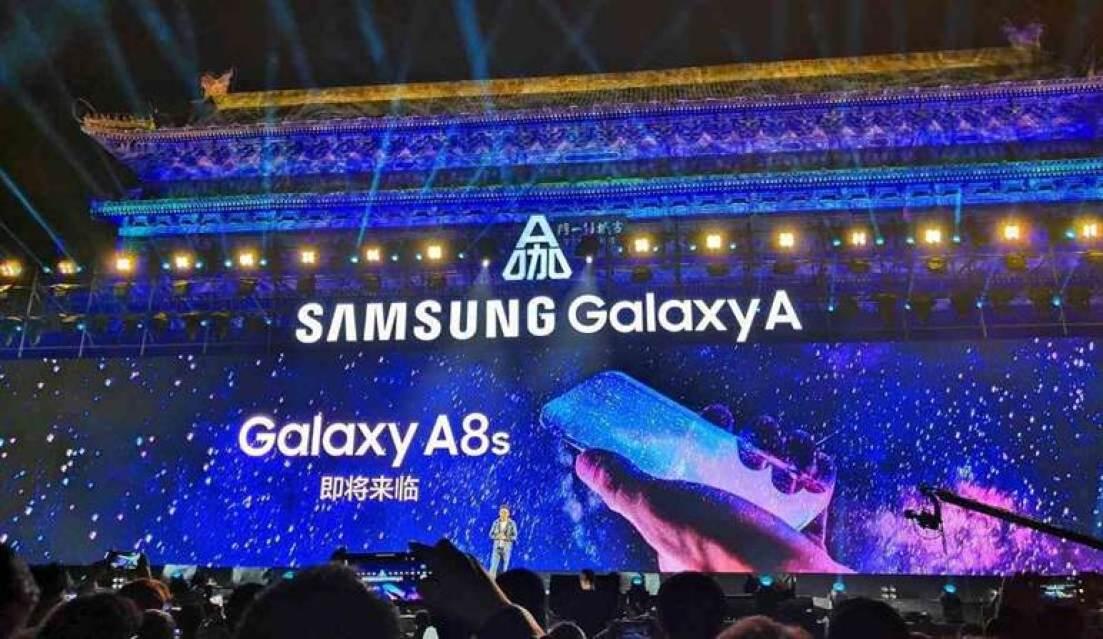 Nenhum entalhe Samsung smartphone